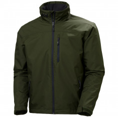 Helly Hansen Crew Midlayer Jacket, Herre, Forest Night