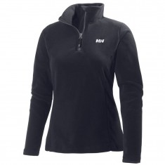 Helly Hansen Daybreaker 1/2 zip Fleece, Dame, Black