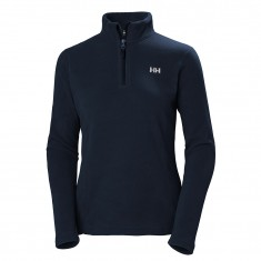 Helly Hansen Daybreaker 1/2 zip Fleece, Dame, Navy