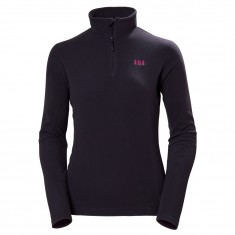 Helly Hansen Daybreaker 1/2 zip Fleece, Dame, Nightshade