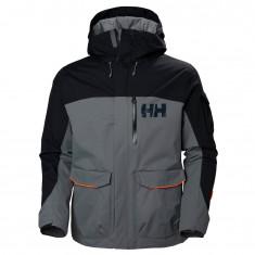 Helly Hansen Fernie 2.0 Jacket, Herre, Grey/Black