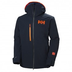 Helly Hansen Firsttrack Lifaloft Skijakke, Herre, Navy