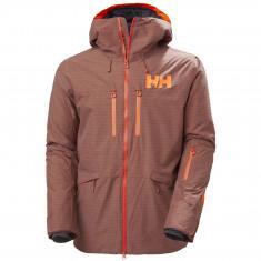 Helly Hansen Garibaldi 2.0, Skijakke, Herre, Redwood