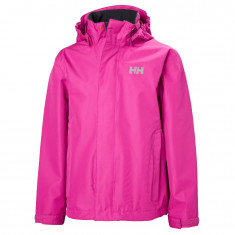 Helly Hansen JR Seven J Regnjakke, Dragon