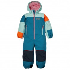 Helly Hansen K Rider 2 Ins Vinterdress, Barn, Blue Wave