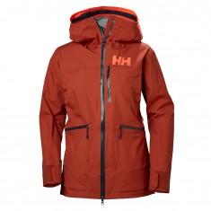 Helly Hansen Kvitegga Shell Jacket, Dame, Red Brick