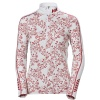 Helly Hansen Lifa Active Graphic 1/2 Zip, Superundertøy, Dame, White