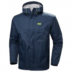 Helly Hansen Loke Regnjakke, Herre, North Sea Blue