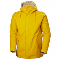 Helly Hansen Moss Insulated Regnjakke, Herre, Essential Yellow