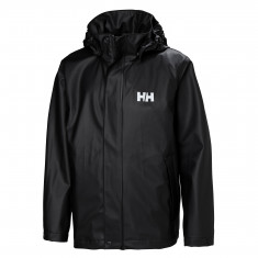 Helly Hansen Moss Regnjakke, Junior, Black
