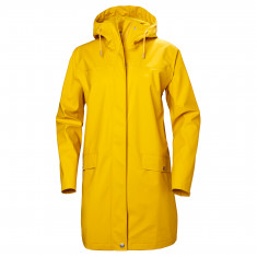 Helly Hansen Moss Regnkåpe, Dame, Essential Yellow