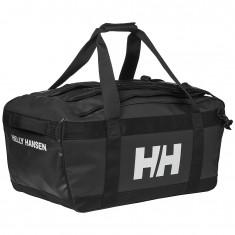 Helly Hansen Scout Duffel Bag, 90L, Black