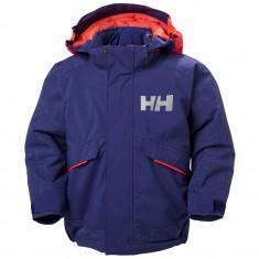 Helly Hansen Snowfall Ins Jakke, Purple