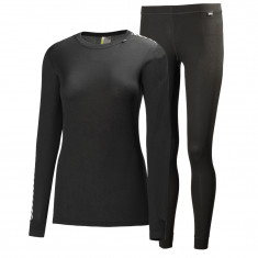 Helly Hansen Comfort Light Sett, Dame, Black