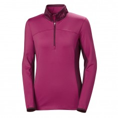 Helly Hansen W Phantom 1/2 Zip 2.0, Dame, Persian Red