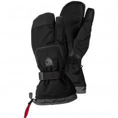 Hestra Gauntlet herr 3-finger skihanske