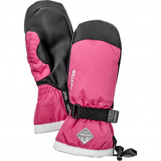 Hestra Gauntlet junior votter, pink