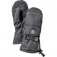 Hestra Gore-Tex Gauntlet Votter, Junior, Black