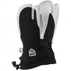 Hestra Heli Ski, 3-finger Skihansker, Dame, Black