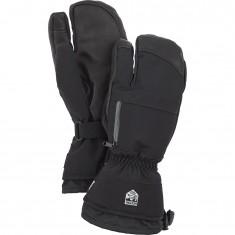 Hestra Hestra CZone Pointer 3-finger Skihansker, Black