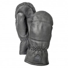 Hestra Leather Box, Votter, Black