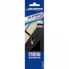 Holmenkol FX Strips, 5 styk, sort