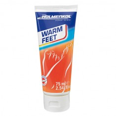 Holmenkol Warm Feet, Varmekrem, 75 ml
