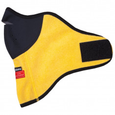 Kama Ansiktsmaske, windstopper, Yellow
