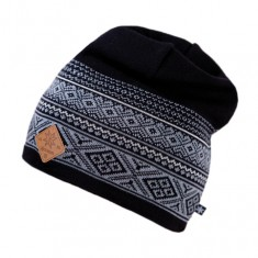 Kama Fashion Beanie, Black