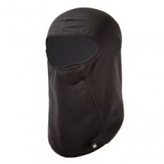 Kama Fleece Balaclava, Tynn, Black