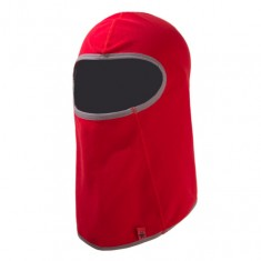 Kama Fleece Balaclava, Tynn, Red