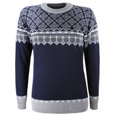 Kama Frida Merino Sweater, Dame, Navy