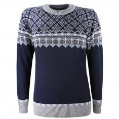 Kama Frida Merino Sweater, Dame, Navy