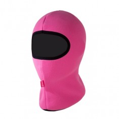 Kama Kids Fleece Balaclava, til Barn, Pink