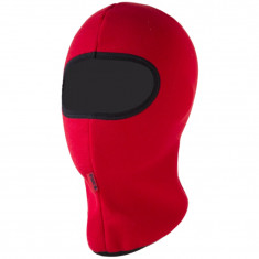 Kama Kids Fleece Balaclava, til Barn, Red