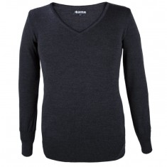 Kama Ronja Sweater, Dame, Graphite