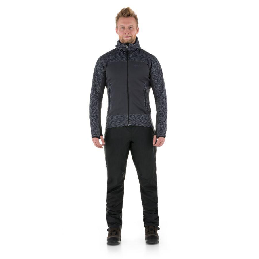 Kilpi Alpin, Regnbukser, Unisex, Black