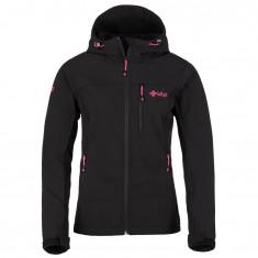 Kilpi Elia, Softshell jakke, Dame, Black/Pink