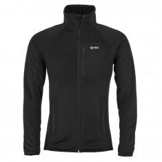 Kilpi Eris-M, fleece jacket, mens, black