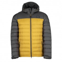 Kilpi Svalbard-M, Dunjakke, Herre, Yellow