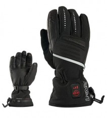 Lenz Heat Gloves 3.0 Men, Starter set, black
