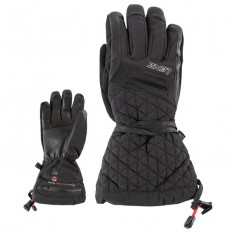 Lenz Heat Gloves 4.0, Startsett, dame, svart