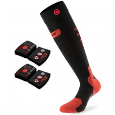 Lenz Heat Sock 5.0 + Lithium Pack, black