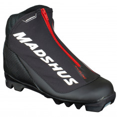 Madshus Raceline, Langrendsstøvler, Junior, Black