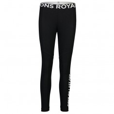 Mons Royale Christy Legging, Ullongs, Dame, Black