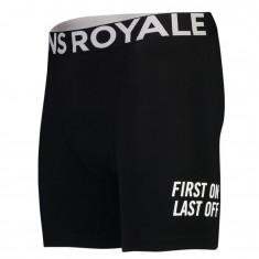 Mons Royale Hold 'EM Boxer, Herre, Black