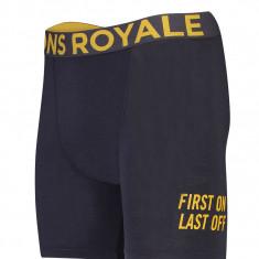 Mons Royale Hold 'EM Boxer, Herre, Iron