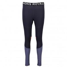 Mons Royale Olympus 3.0 Legging, Ullstilongs, iron