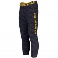 Mons Royale Shaun Off 3/4 legging, Herre, Iron Camo