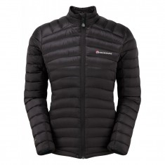 Montane Featherlite Down Micro Jacket, dame, black